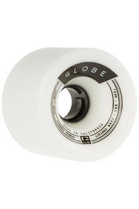 Globe Trooper 70mm 80A Ruote (white) pacco da 4