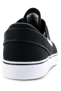 Nike SB Zoom Stefan Janoski Canvas Shoes (black white gum light brown)