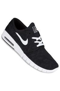 Nike SB Stefan Janoski Max Shoe (black white)