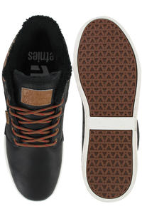 Etnies Jefferson Mid LX SMU Schuh (black brown)