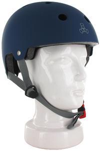 Triple Eight Brainsaver Casco (blue rubber)