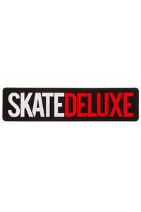 skatedeluxe Logo 12 cm Sticker (black)