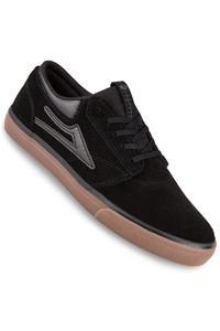 Lakai Griffin Suede Schuh (black gum)