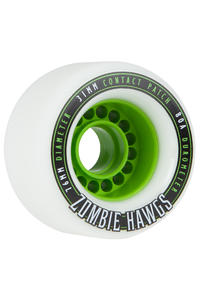 Hawgs Zombies 76mm 80A Rollen 2014 (white) 4er Pack