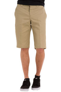 Dickies Slim Fit Work Pantaloncini (desert sand)