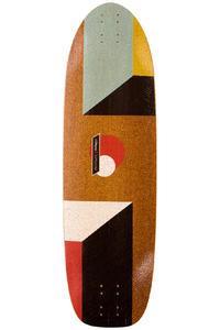 """Loaded Truncated Tesseract 33"""" (84cm) Longboard Deck"""