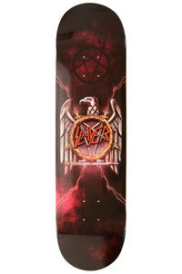 "Heavy Metal Slayer Eagle 8.25"" Deck (red)"