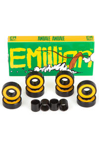 EMillion Speedys Kogellagers inkl. Spacer (yellow)
