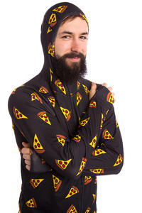 Airblaster Hoodles Ninja Suit Costume (pizza)