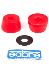 Sabre King Cone F-Type 90A Bushings (red)