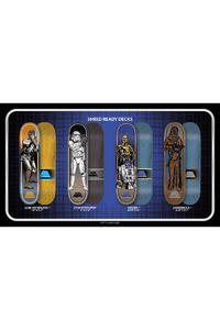 "Santa Cruz x Star Wars Chewbacca Collectible 8.25"" Deck"
