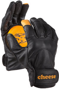 Cheese Pro Slide Gloves (black yellow)