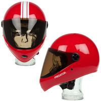 Predator DH-6 Skate Helmet (red)