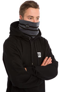 Antix Greyhound Neckwarmer (grey black)