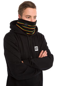 Antix Rasta Sjaal (black multi)