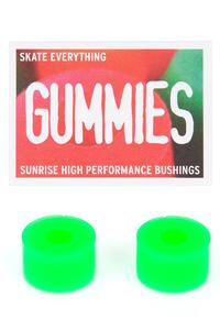 Sunrise Gummies Double Barrel 90A Bushings (green)