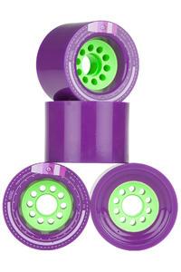 Orangatang Kegel 80mm 83A Wheels (purple) 4 Pack