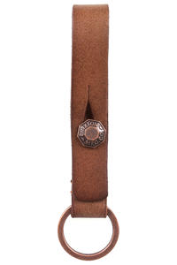 Brixton Agent Porte-clé (brown copper)