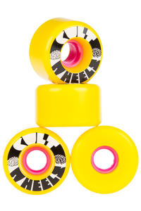 Cult IST 63mm 80A Wiel (yellow) 4 Pack