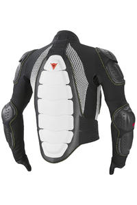 Dainese Ultimate Evo Jacket Protettore (white black)