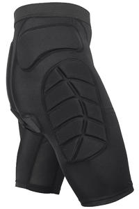 TSG All Terrain Crash Pantaloni con protettori (black)