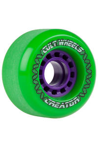 Cult Creator SG 72mm 78A Rollen (green) 4er Pack