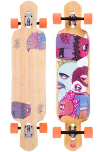 "Riviera Word to the Wise 41"" (104,1cm) Longboard-Complète (natural)"