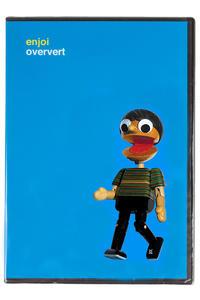 Enjoi Oververt DVD