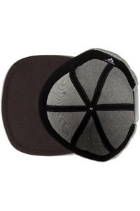 Anuell Graham Snapback Pet (heather grey)
