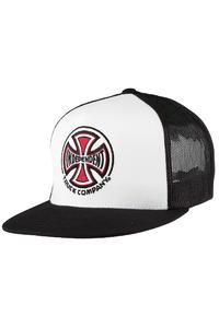 Independent Truck CO Trucker Cappellino (white black)