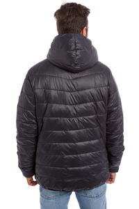 Globe North Point Puffer Jacke (black)