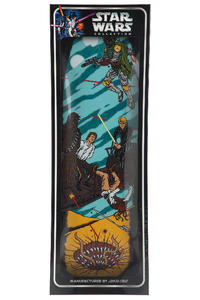 "Santa Cruz x Star Wars Sarlacc Pit Scene Collectible 10"" Planche Skate"