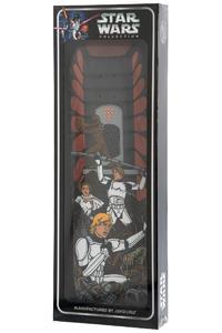 "Santa Cruz x Star Wars Trash Compactor Scene Collectible 9.3"" Deck"