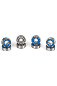 Jart Skateboards Blue Rings ABEC 7 Cuscinetti a sfere (blue)