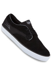 Lakai Riley Hawk Suede Shoe (black)