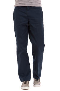 Dickies 873 Slim Straight Workpant Hose (navy blue)