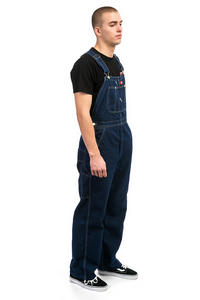 Dickies Bib Overall Jeans (rinsed blue)