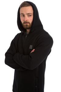 Anuell Callum Zip-Sweatshirt avec capuchon (black)