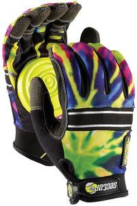 Sector 9 BHNC Slide Handschuhe (lime burst)