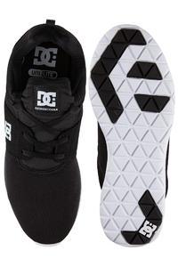 DC Heathrow Schuh (black white)