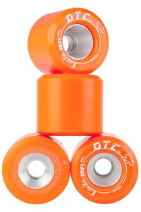 DTC Wheels Gecko DRIFT 75mm Roue (orange) 4 Pack