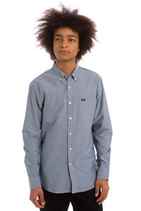 RVCA That'll Do Oxford Shirt (distant blue)