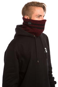 Antix Merlot Neckwarmer (heather red)