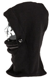 Antix Fleece Hood sold out Neckwarmer (black)