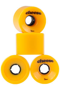 Cheese Gouda 66mm 78A Rollen (yellow) 4er Pack
