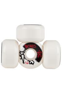 Bones STF-V5 Series II 52mm Rollen (white) 4er Pack