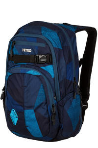Nitro Chase Zaino 35L (fragments blue)