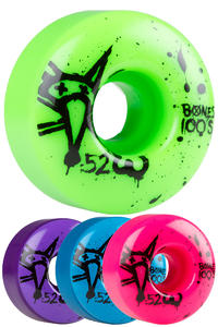 Bones 100's-OG #11-Party-Pack 52mm Ruote (multi) pacco da 4
