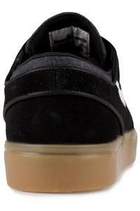 Nike SB Zoom Stefan Janoski Schuh (black white gum light brown)