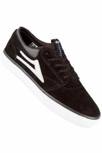 Lakai Griffin Suede Shoe (black grey)